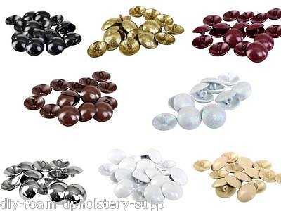 Large 24mm Sofa Upholstery Headboard buttons * Loop back no cover buttons