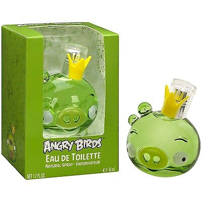 ANGRY BIRDS Eau de Toilette King Pig 50 ml