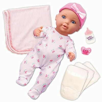 Waterbabies Special Delivery 16 Inch Baby Doll Playset-Blonde Perfect Gift New!