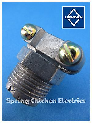 20mm LEWDEN BONDING NIPPLE - PD435
