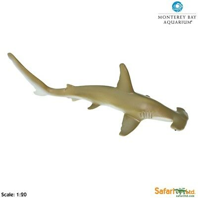 Hammerhai (Safari Ltd. Monterey Bay 210702) 20 cm