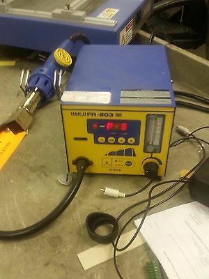 Hakko FR-803 SMD Rework Station Soldering with A1474 Nozzle Tip Head