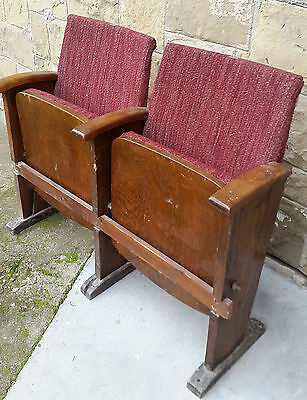 Vintage Cinema/Theatre Seats from 1956!!!