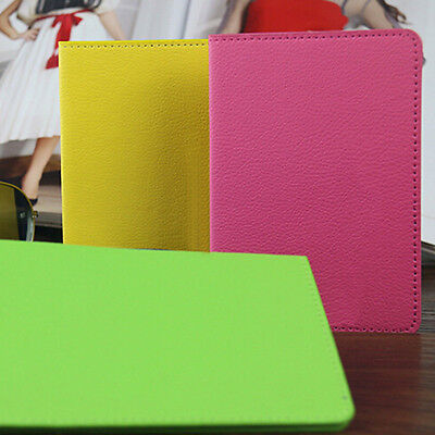 Passport Holder Cover Card Case Protector PU Leather Travel  Organizer