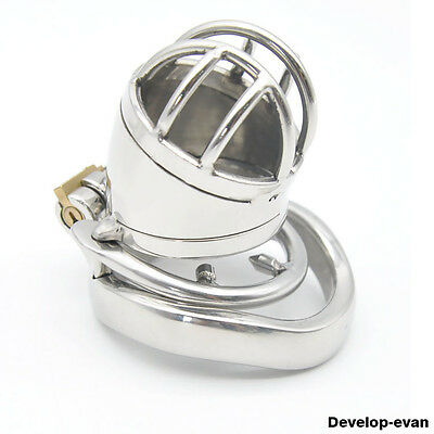 Latest Design Male Chastity Small Devices Stainless Steel A271-1