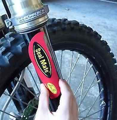 Fork Seal Leak Cleaner Seal Mate Tool To Fix Leaking Forks (RED)