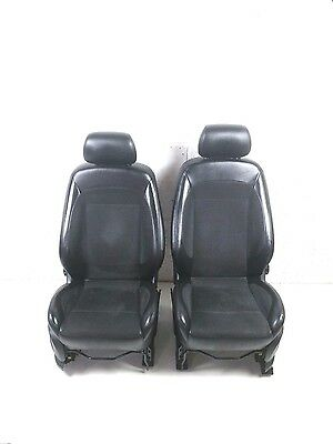 Ford S-Max  2006-2010 Half Leather Interior Seats With Door Cards Ref 8