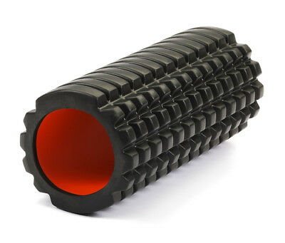 PharMeDoc Foam Roller – Extra Firm Dense Massage Rollers - Lactic Acid Relief