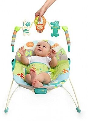 Baby Bouncer Chair Rocker Soothing Infant Comfort Seat