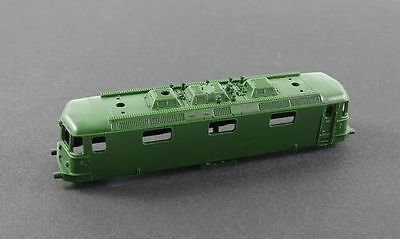 Arnold 2409-1 Case unpainted green for Re 4/4 Spare part new AA12