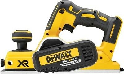 DEWALT XR Brushless Planer 18 Volt Bare Unit | DCP580N