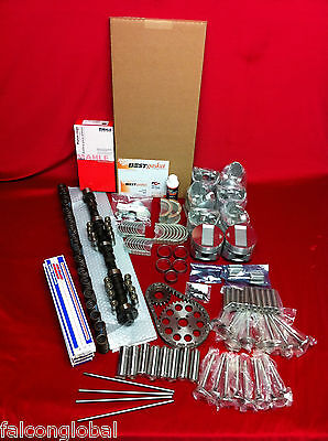 Cadillac 365 Deluxe engine kit 1958 cam pistons bearings gaskets valves rings