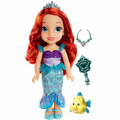 Disney Toddler Ariel Doll with Jewellery (3+ Years)