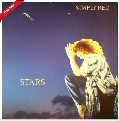 Simply Red Stars Brand New Sealed 25th Anniversary Vinyl LP