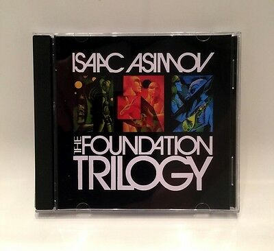 Isaac Asimov - The Foundation Trilogy (MP3 CD) (Audiobook)