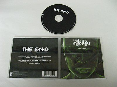 The Black Eyed Peas the end - CD Compact Disc