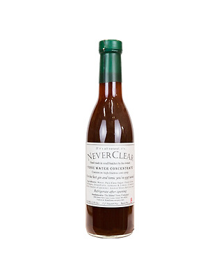 Neverclear Tonic Syrup 355ml