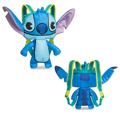 New Official Disney Lilo & Stitch Character Stitch Childrens Backpack