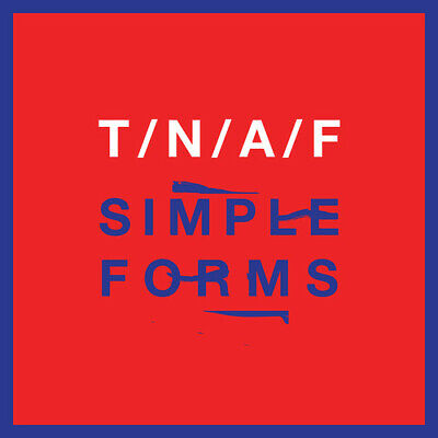 Simple Forms - Naked & Famous (2016, CD NEU)