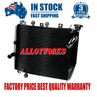 OEM replacement radiator For kawasaki Ninja ZX-9 ZX-9R ZX9R ZX900 1998-2003
