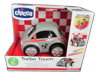 Chicco Turbo Touch Abarth Sport Car - boys toy car - 2 years plus