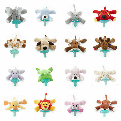 Wubbanub Infant pacifier with plush toy / Baby pacifier