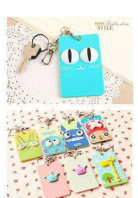 Opal / Myki / Go / SmartRider / Metrocard Transport Card 3D Cartoon Holder