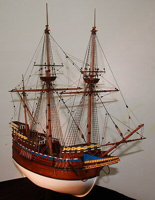 Scale 1/50 mayflower wood ship kit wooden mayflower model kit