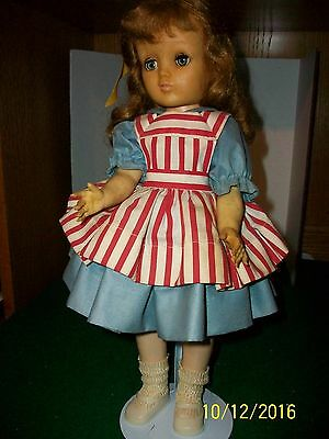 "Vintage 14"" Ideal Doll P-90 Harriet Hubbard Ayers"