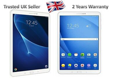 Brand New Samsung Galaxy Tab T580 10.1 Inch White 2016 WiFi Android  Warranty