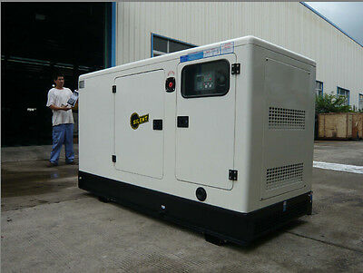 20 KVA, 16KW Perkins Engine  Diesel Power Generator with EPA for USA and Canada