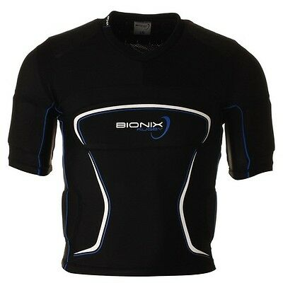 Rugby Mens Body Armour BIONIX  RRP £34.99 6 Pad Protection TO CLEAR £13.99