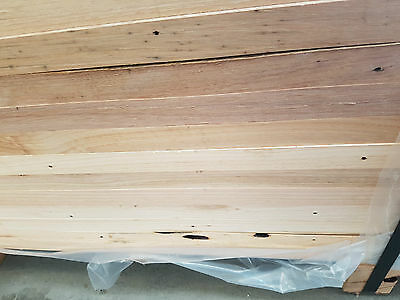 Recycled Reclaimed Victorian Hardwood - Messmate 100 x 30 mm