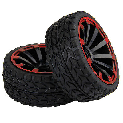 1/10 On-road RC CarWheels Tyres 1/16 Off-road 12mm Hex Rally Cars