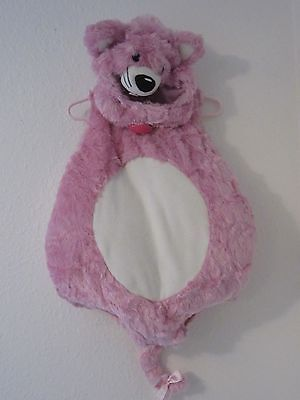 Pink Cat Halloween Costume Size 6-12 Months