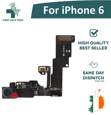 """For iPhone 6 6G 4.7"""" Replacement Front Camera Light Motion Proximity Sensor Flex"""