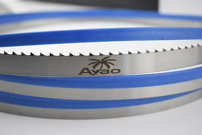 AYAO WOOD BAND SAW BANDSAW BLADE 1x 2375mm x 13mm x 4TPI Perfect Quality