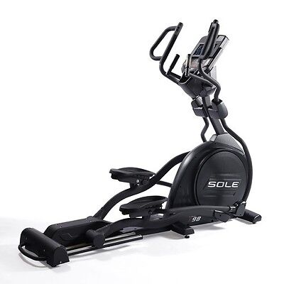 Sole E98 Elliptical Cross Trainer (2017 Model)