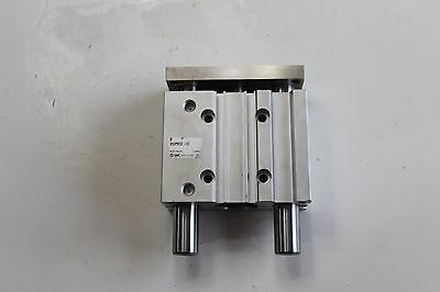 SMC Dual Rod Pneumatic Guided Cylinder MGPM32-50