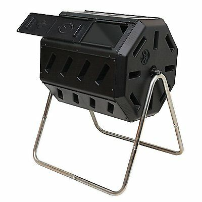Yimby IM4000 Dual Chamber Tumbling Composter (Direct from manufacturer)