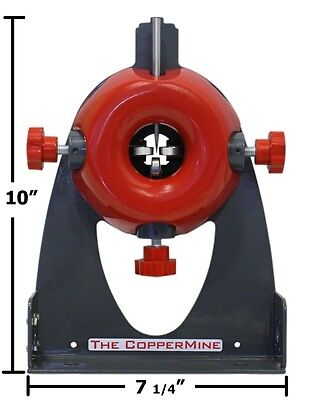 TheCopperMine Manual Wire Stripping Machine, Cable Stripper Tool for Scrap Coppe