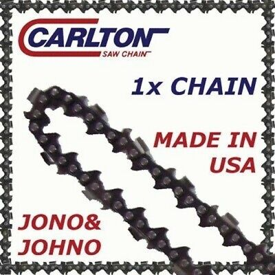 1x Carlton Semi Chisel Chainsaw Chain 325 063 67DL