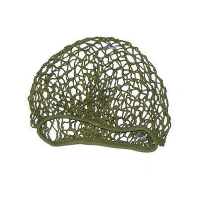 WWII M1/M88/m35 General Helmet Camouflage Mesh Cover Tactical Helmet Cover Green