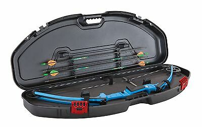 Plano Molding Company Genesis Edition Ultra Compact Bow Case Black/Red
