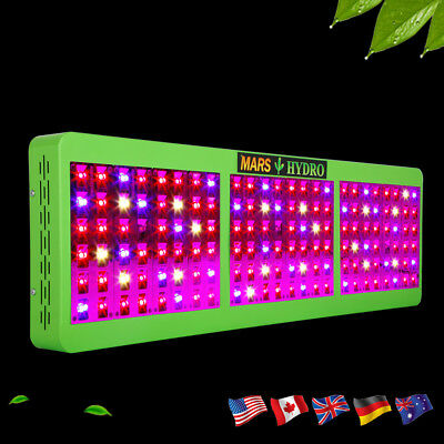 Reflector 720W LED Grow Light Veg Flower Indoor Garden Hydroponics Medical Panel