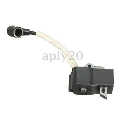 Ignition Coil Part For Husqvarna 125B 125BVX 125BX 530039224 Handheld Blower US