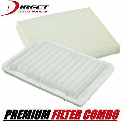 Toyota Cabin & Air Filter Combo For Toyota Highlander 3.5L Engine 2008 - 2013