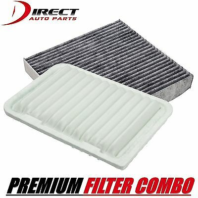 Toyota Carbon Cabin & Air Filter Combo For Toyota Highlander 3.5L  2008 - 2013