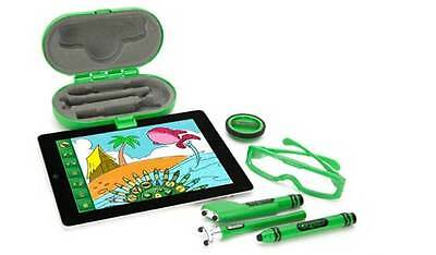 Griffin Crayola Digitools iPad Deluxe Pack with 3D Glasses