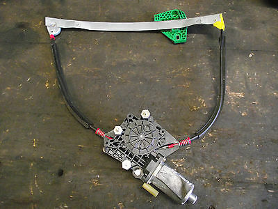Ford Puma front drivers right side electric Window Regulator & Motor 2 pin